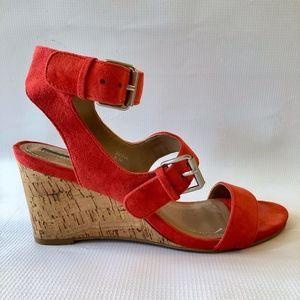 Tahari Fiona Wedge Sandals